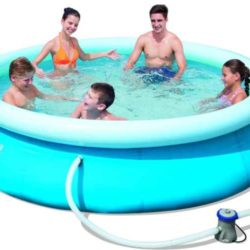 Piscina fuoriterra intex rotonda prezzi e offerte for Bestway piscine catalogo