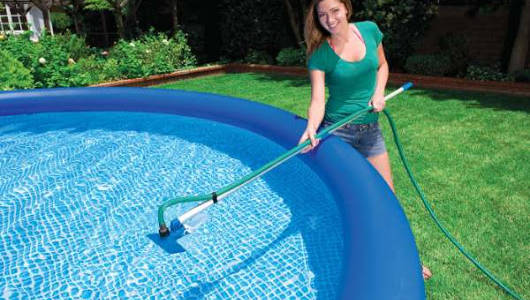 Piscine fuoriterra acquisto installazione e manutenzione for Irrigatori fuori terra