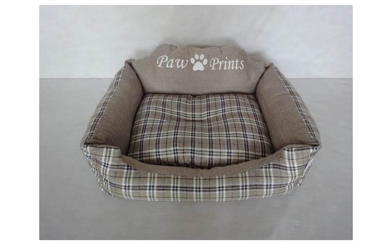 Cuccia morbida scozzese medium prezzi e offerte for Cuccia cane morbida