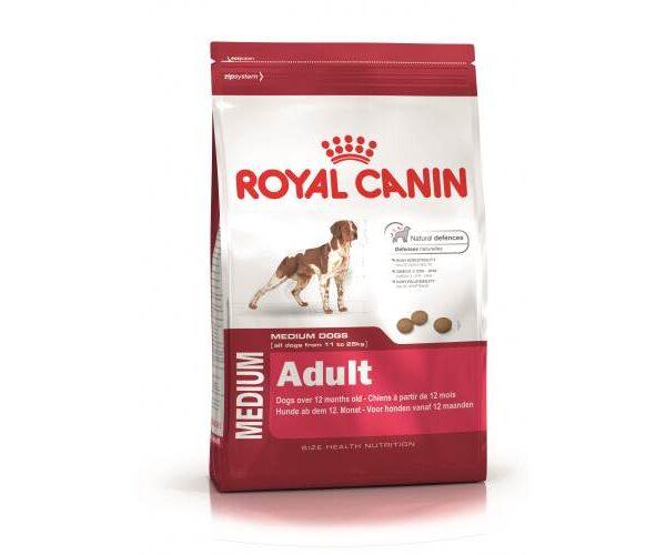 Brichome Royal Canin medium adult