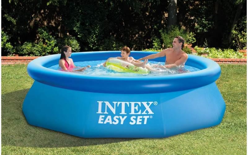 Piscina intex easy tonda cm 305 76 prezzi e offerte - Offerte piscine intex ...
