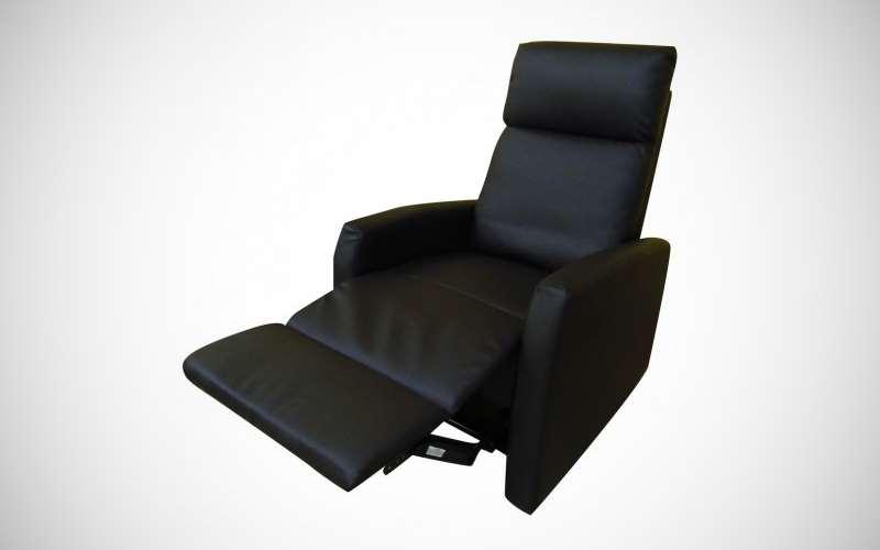 Poltrona reclinabile manuale nera prezzi e offerte