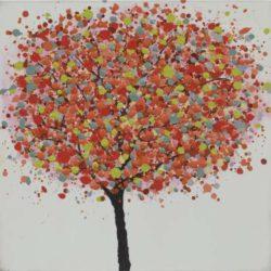 quadro-olio-colori-gel-albero-rosso