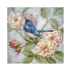 stampa-canvas-uccellino-fiori-canvas