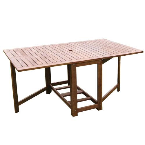Set tavolo 4 sedie legno acacia pieghevole prezzi e - Tavolo in legno pieghevole ...