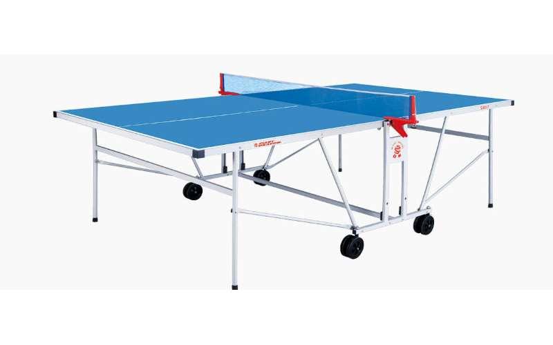 Tavolo da ping pong da esterni richiudibile su ruote prezzi e offerte - Costo tavolo da ping pong ...