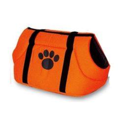 trasportino-cane-gatto-cotone-arancione