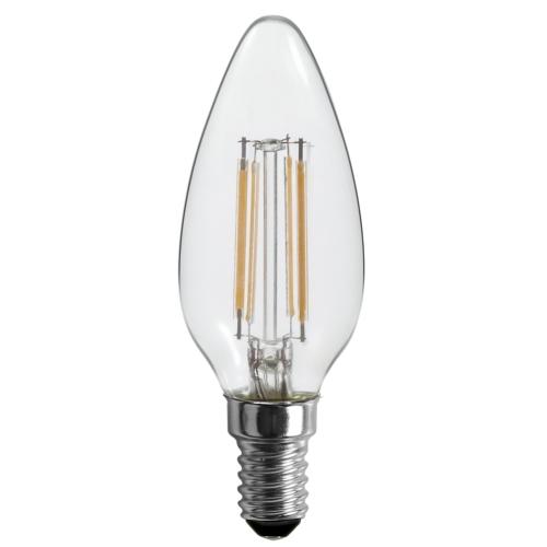 lampadina a led oliva 3w e14 717620 prezzi e offerte