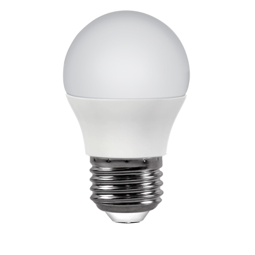 Lampadina a led sfera 5w e27 4000 k prezzi e offerte for Lampadine led 5 watt