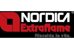 Logo Nordica Extraflame Stufe Ricambi