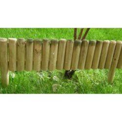 Grigliati recinzioni bordure in legno per giardino for Recinzione aiuole