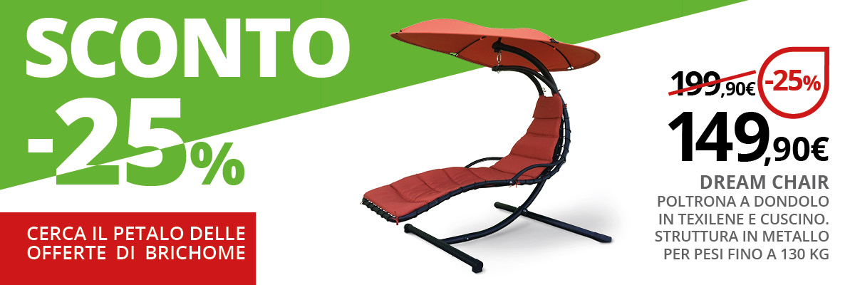 Promozione Dream Chair