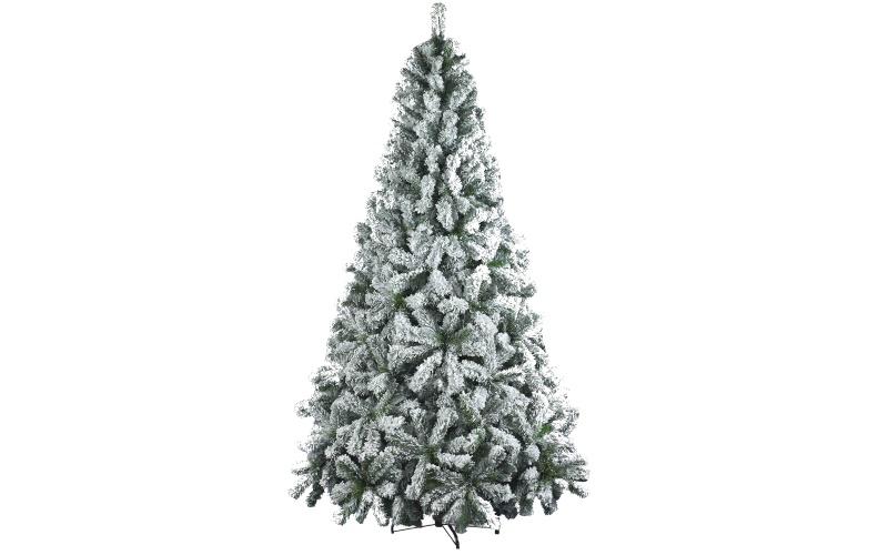 Albero Di Natale Kenia.Albero Di Natale Dolomiti Large H180 Cm Innevato Ecologico Atossico Prezzi E Offerte