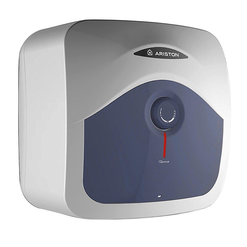 Ariston 3100314 scaldabagno elettrico blu evo r sotto lavabo a norme eu 10 litri prezzi e offerte - Installazione scaldabagno elettrico ...