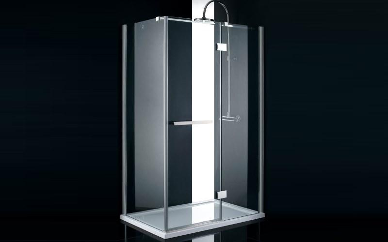 Box doccia modern large 90x90x190cm prezzi e offerte for Offerte box doccia