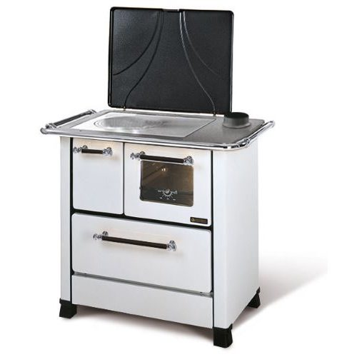 Cucina a legna NORDICA ROMANTICA 4,5 BIANCA DX : Prezzi e Offerte