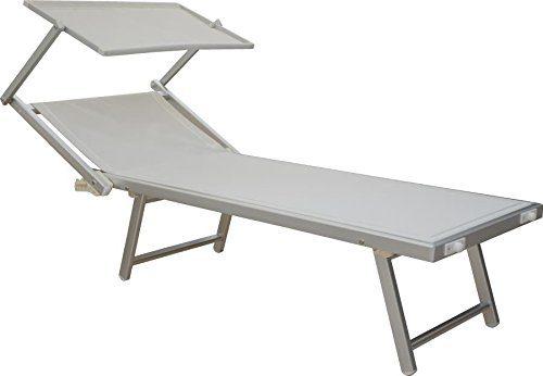 Prezzi Lettini Da Spiaggia In Alluminio.Lettino Mare 3 Posizioni Prezzi E Offerte