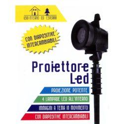 proiettore led per esterni e interni