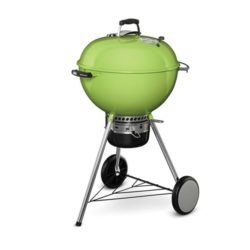 Barbecue Weber Master Touch GBS da 57 cm in colore verde