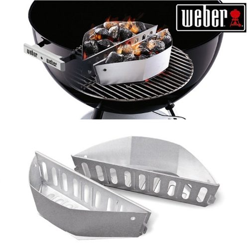 Accessori Barbecue Weber Master- Touch GBS Charcoal Grill 57 Cm - Verde
