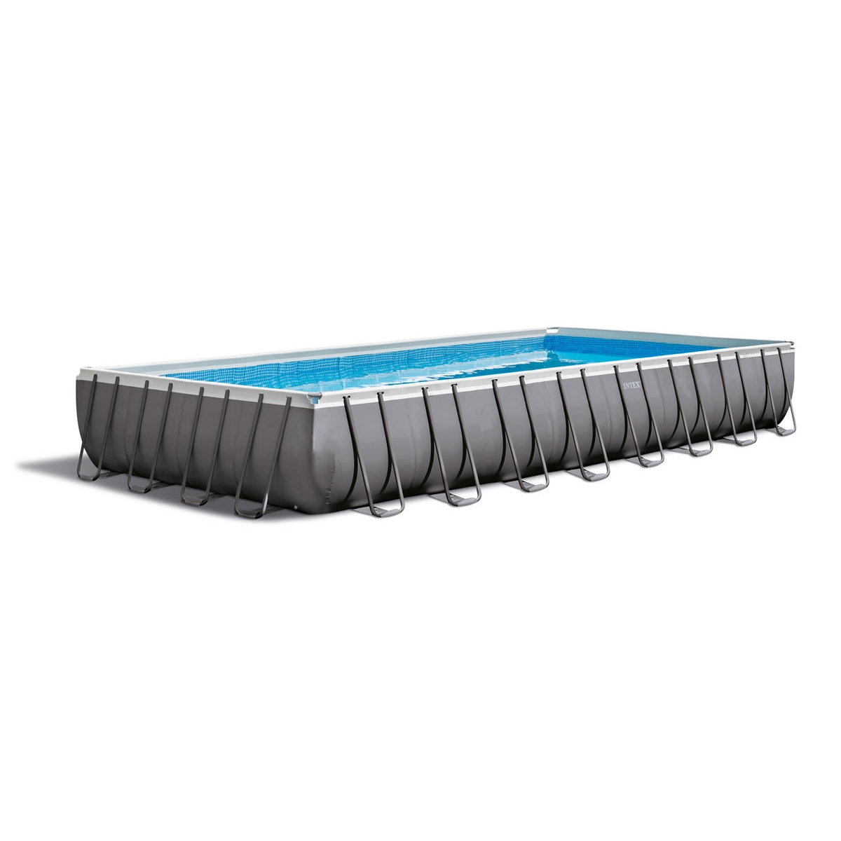 piscina fuori terra intex ultra frame rettangolare On piscina intex 975x488x132