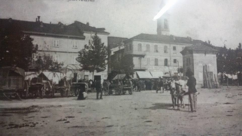 Il primo negozio di ferramenta Brichome a Nizza Monferrato