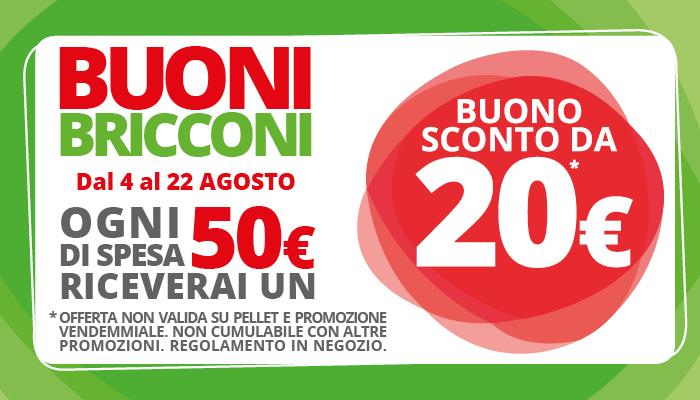 Buoni Bricconi agosto