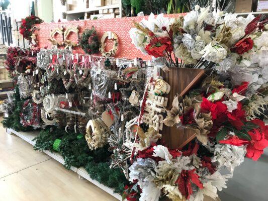 esposizione natalizia Brichome