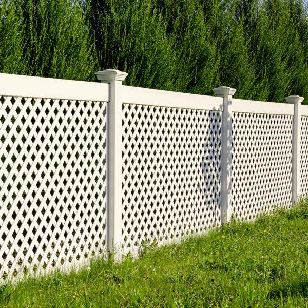 Grigliati e recinzioni in Legno