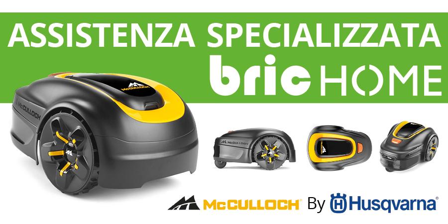 Brichome e' specializzato nella vendita, installazione e assistenza dei robot rasaerba