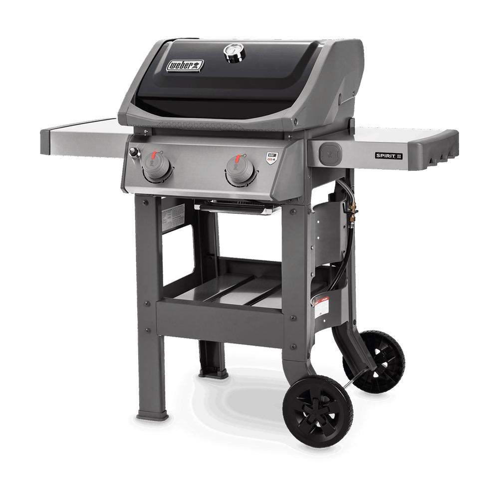 Barbecue a gas Weber E210 GBS Spirit 2