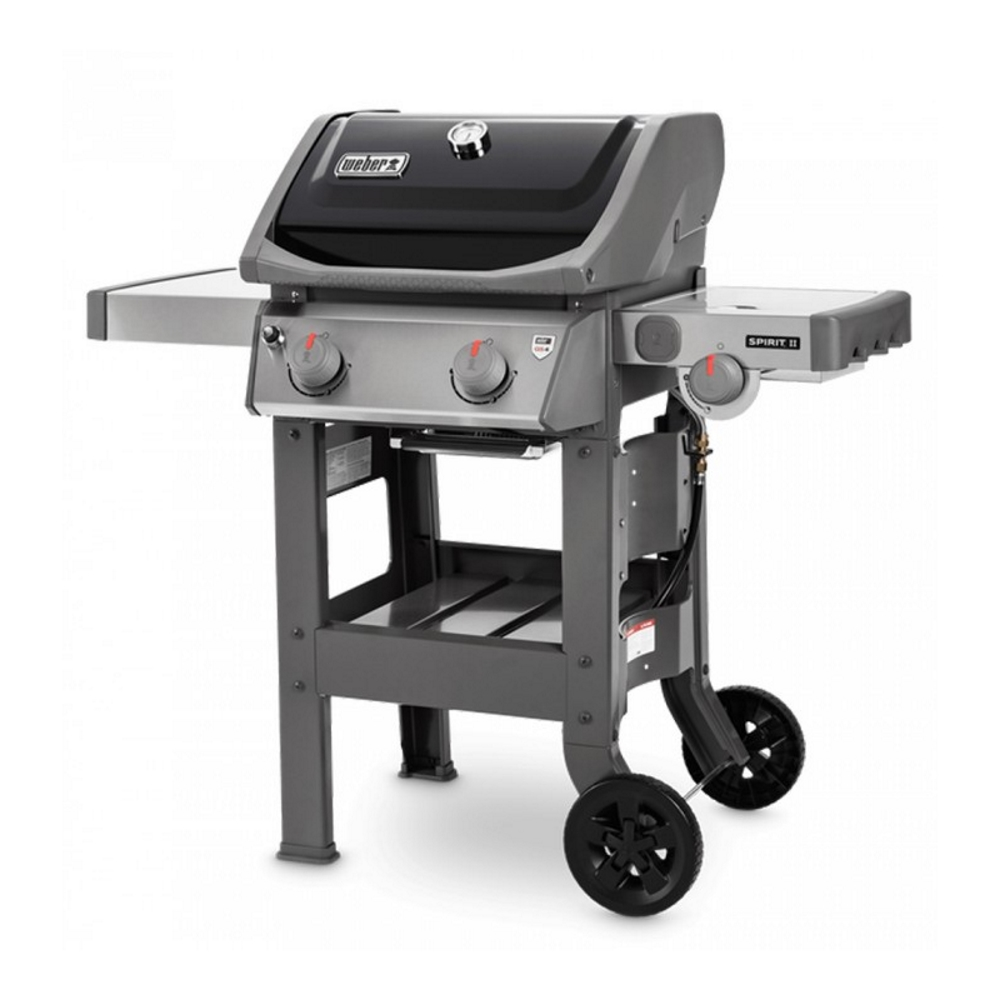 Barbecue a gas Spirit II E220 Weber