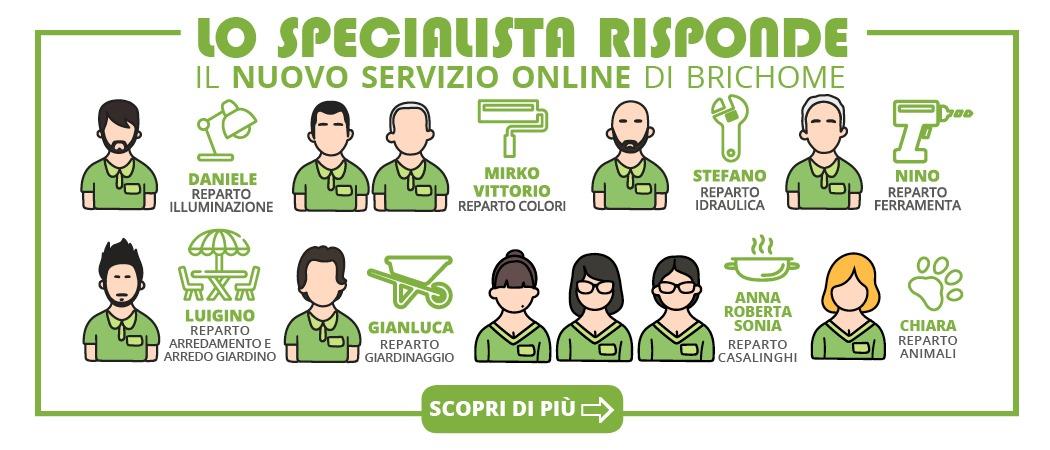 Lo Specialista Risponde - Brichome