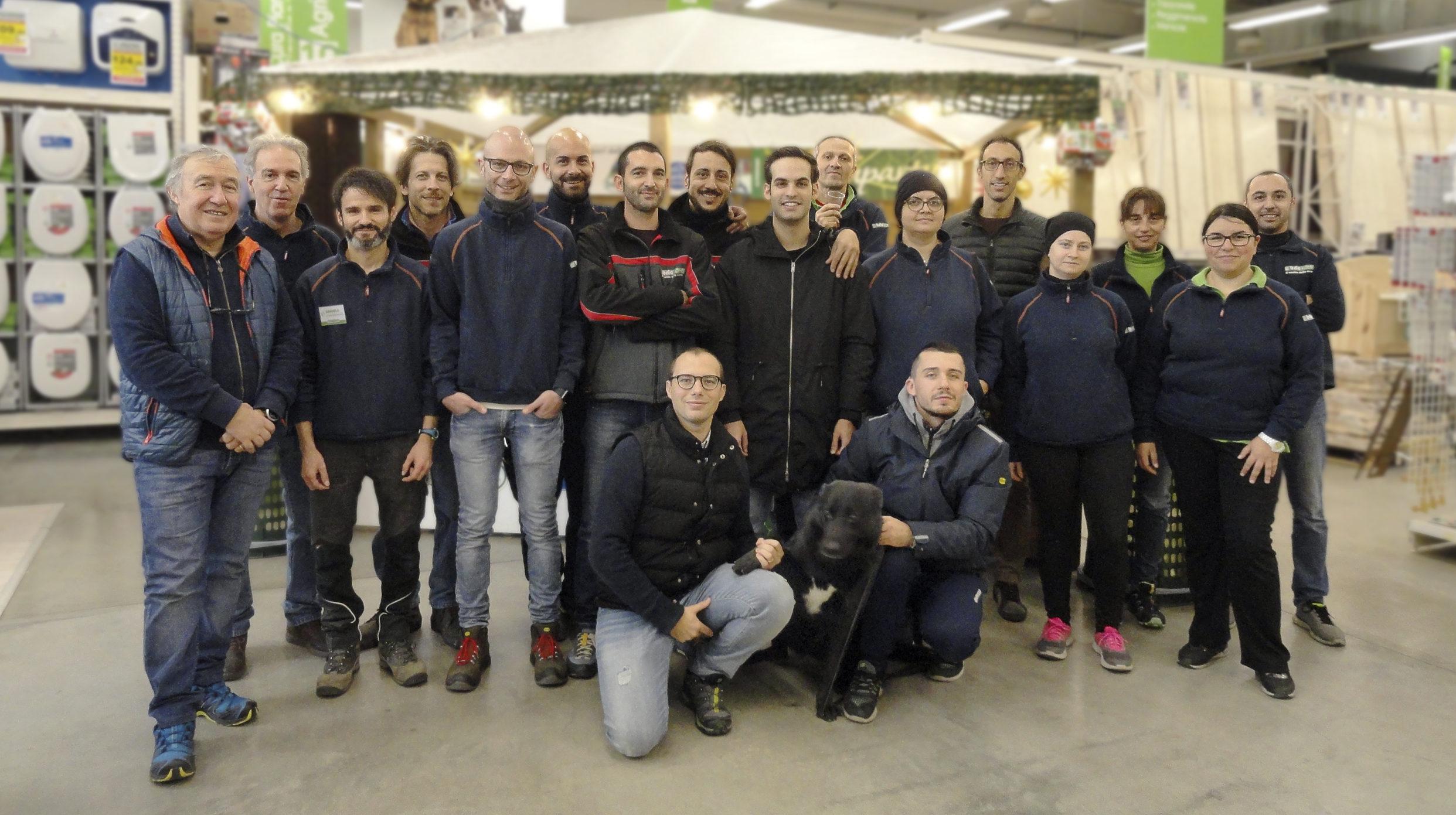 Team di Brichome: gli Specialisti della Casa