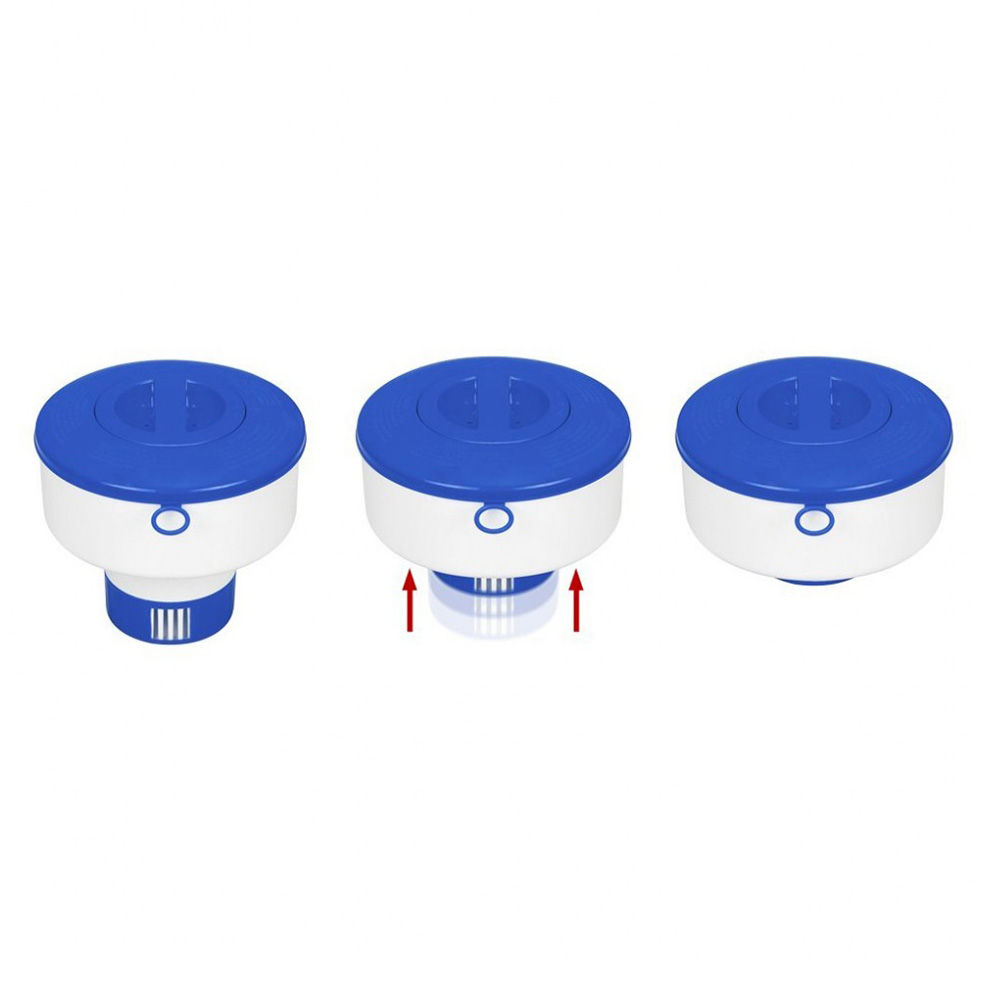 Dispenser di cloro grande per pastiglie 200gr