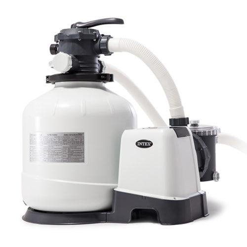 Pompa a sabbia l.1 8000 l/h