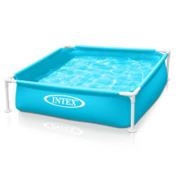 Piscina Mini Frame Blu