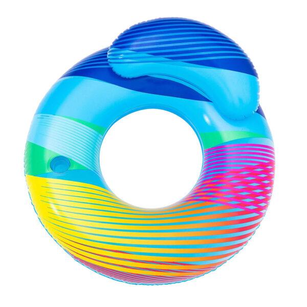 Poltrona gonfiabile Fashion Multicolore Cm.118x118
