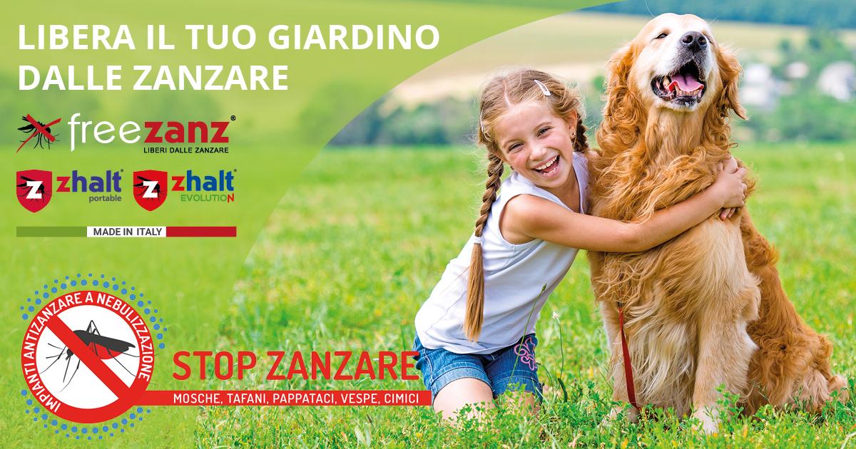 Combattere le zanzare con FreeZanz