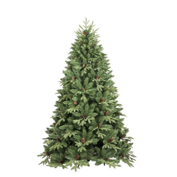 Albero di Natale Ontario 240 cm