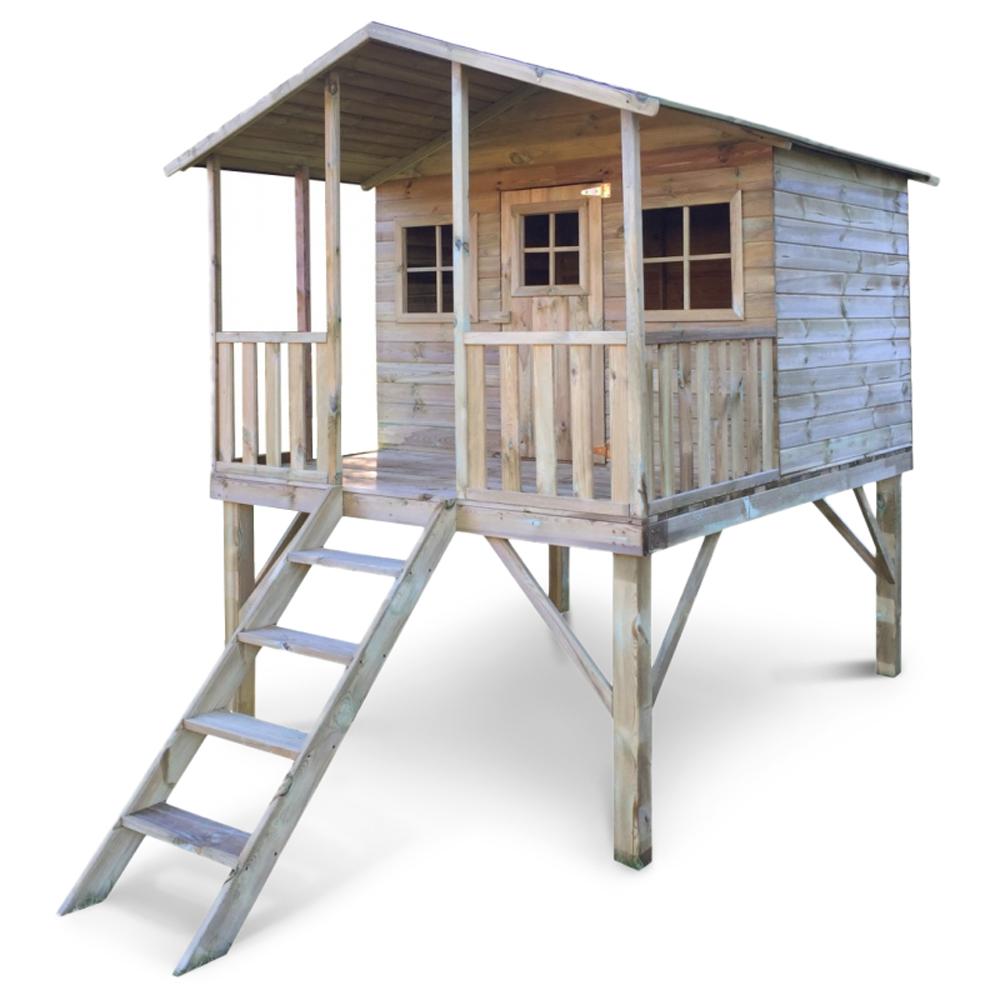 Casetta Gucio in legno impregnato