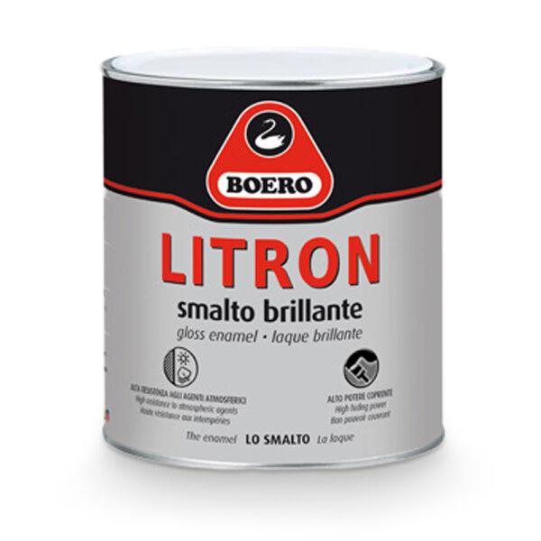 Boero Litron marrone testa di moro 0,75 litri