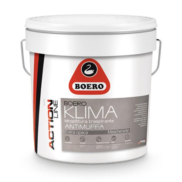 Boero KLIMA idropittura traspirante antimuffa