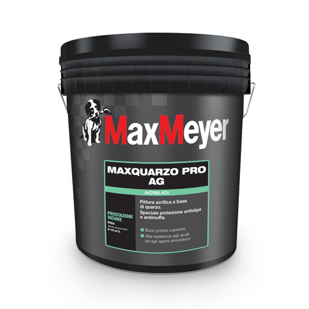 Max Meyer Max Quarzo Pro AG 14 litri