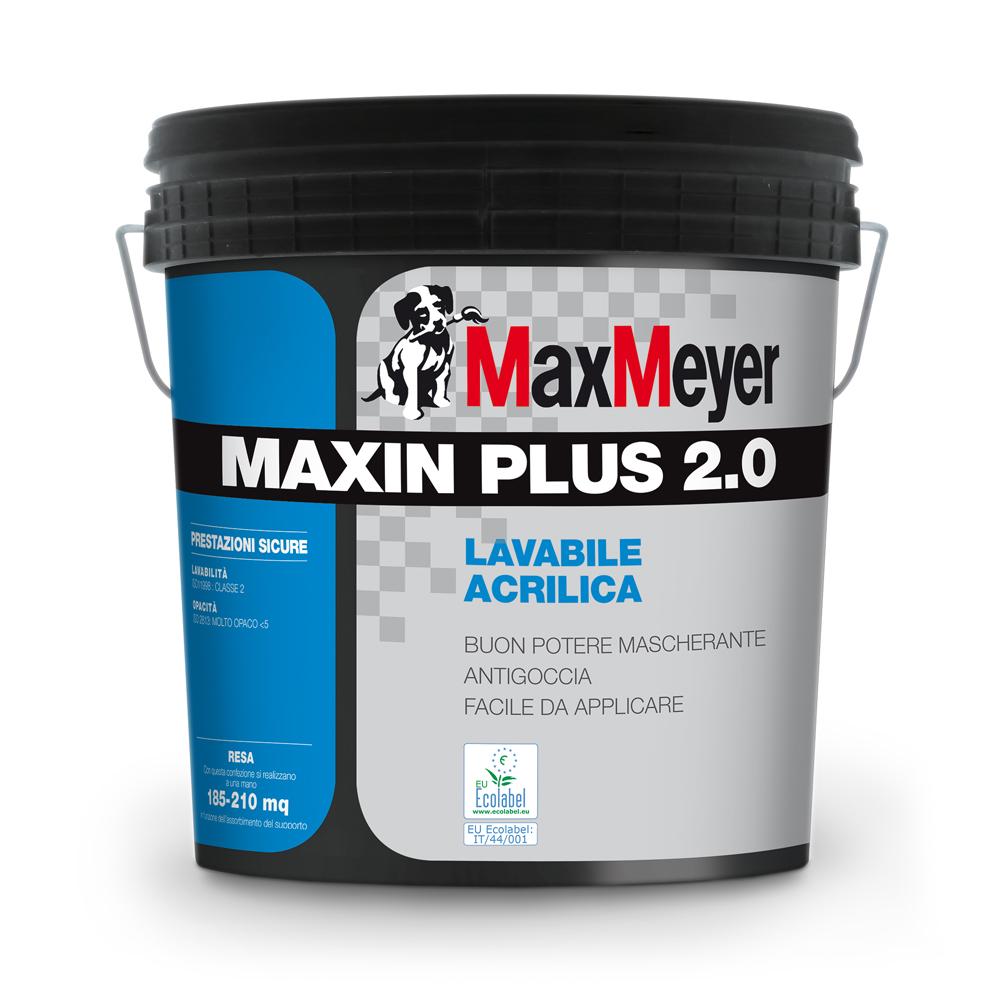 Maxinplus pittura lavabile 14 litri opaca