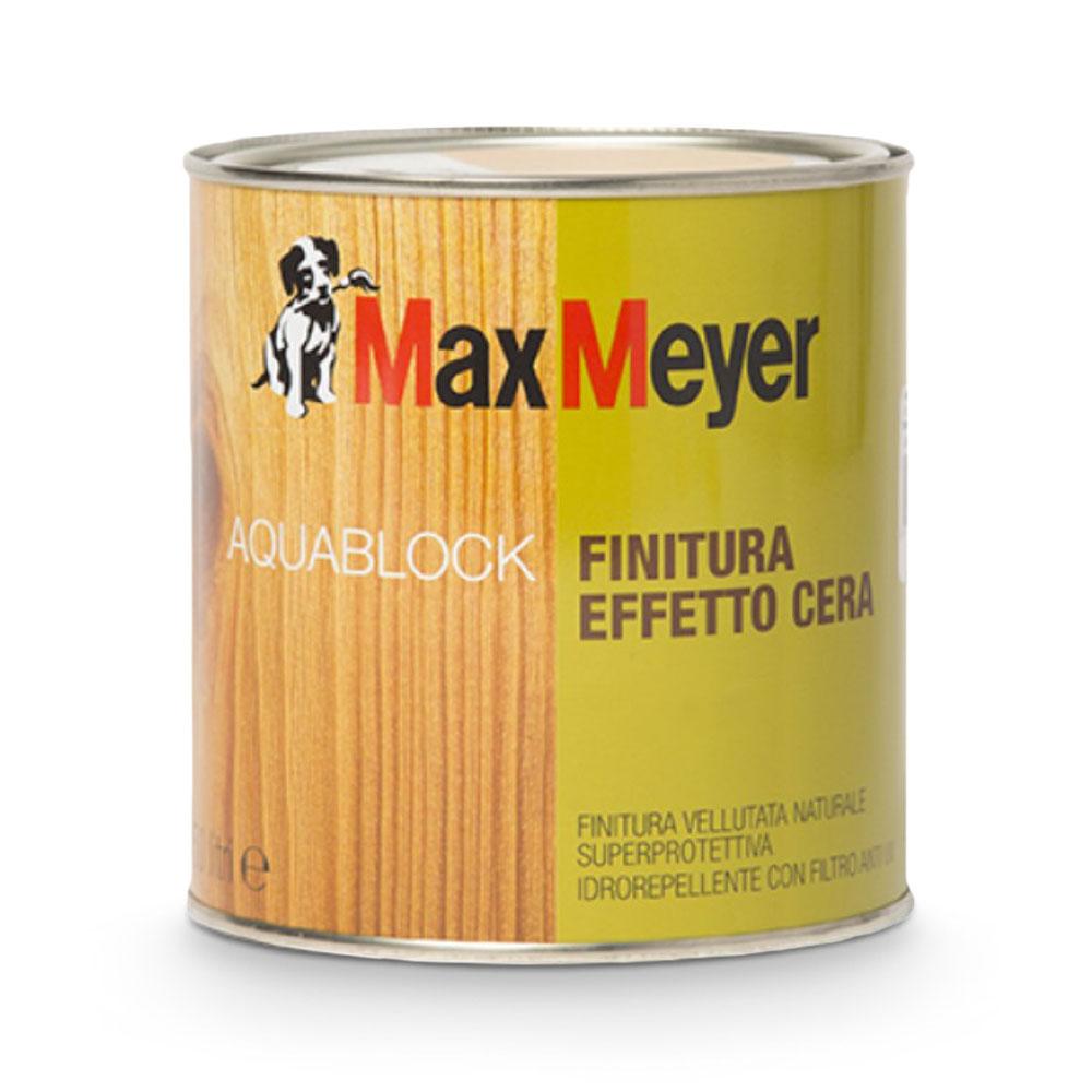 Aquablock effetto cera Max Meyer 0,75 litri