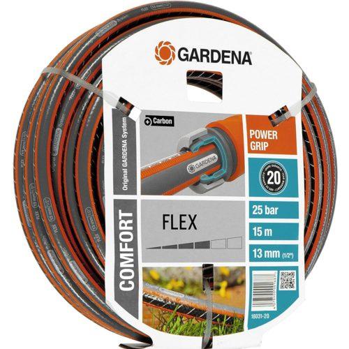 """Tubo per irrigare Comfort Flex 13mm (1/2"""") - L.15m Gardena 18031-20"""