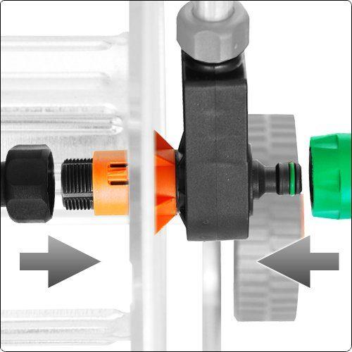 dettaglio carrello avvolgi-tubo Agrati 2