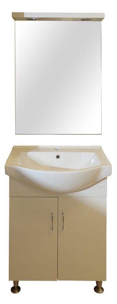 Bagno completo tutto in laminato bianco lucido : Prezzi e Offerte
