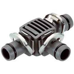 """Raccordo Gardena 832929 a T 13mm (1/2"""") per Consentire Diramazione del tubo da micro-irrigazione."""